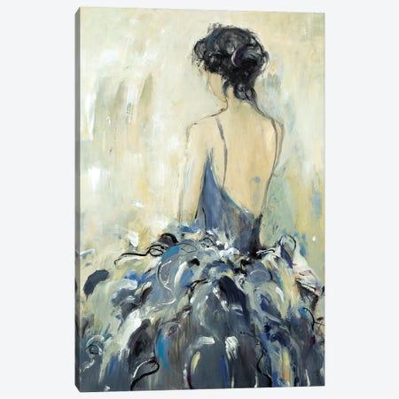 Fond Reflections Canvas Print #LRI31} by Lisa Ridgers Canvas Artwork