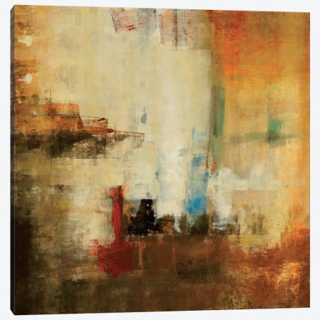 Freeflow Canvas Print #LRI33} by Lisa Ridgers Canvas Wall Art