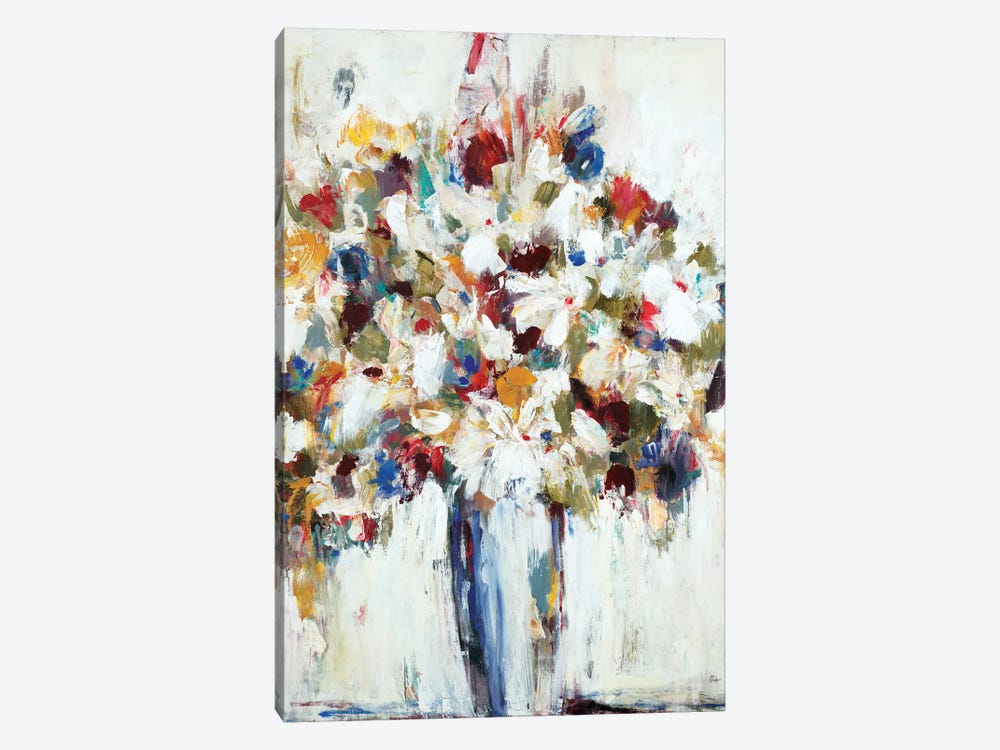 Jubilant by Lisa Ridgers 1-piece Canvas Wall Art