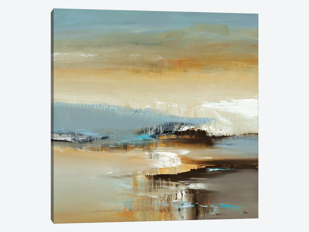 By The Water by Lisa Ridgers 1-piece Canvas Artwork