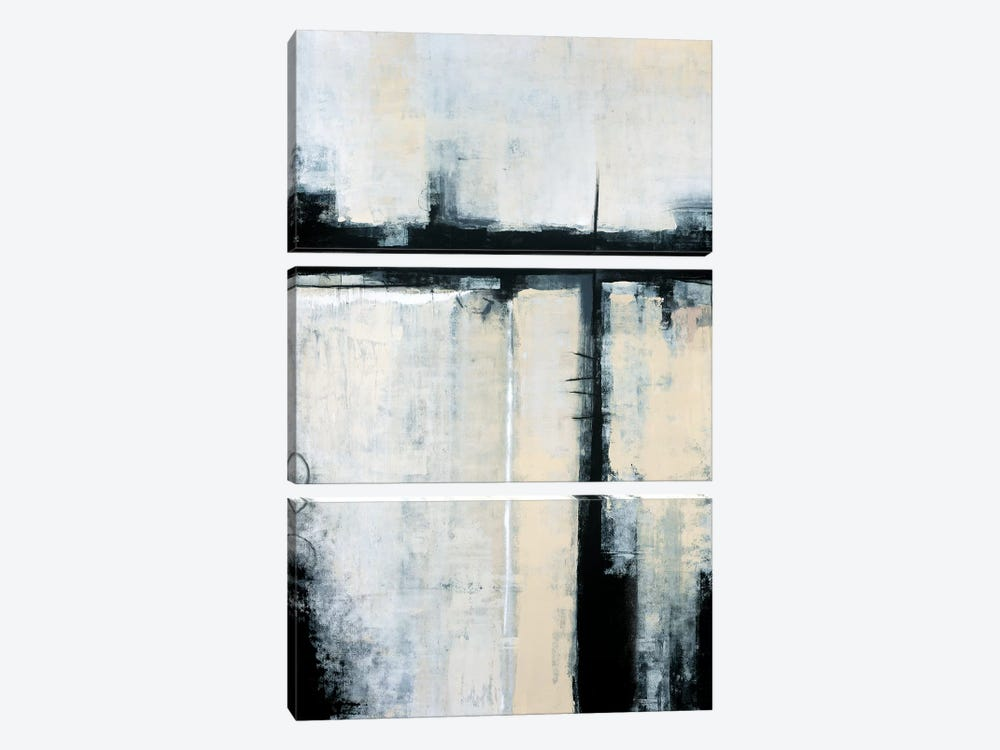 Moments Through Time II by Lisa Ridgers 3-piece Canvas Wall Art