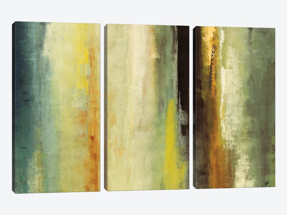 Mystery Solved by Lisa Ridgers 3-piece Canvas Artwork