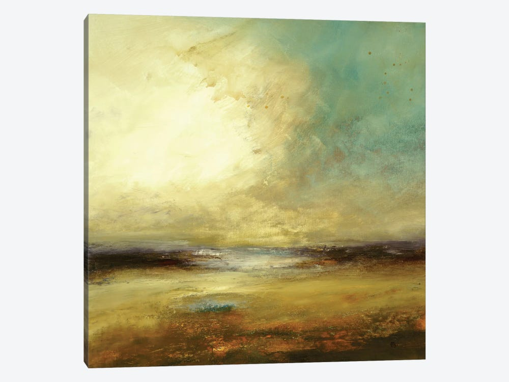 New Land by Lisa Ridgers 1-piece Canvas Artwork