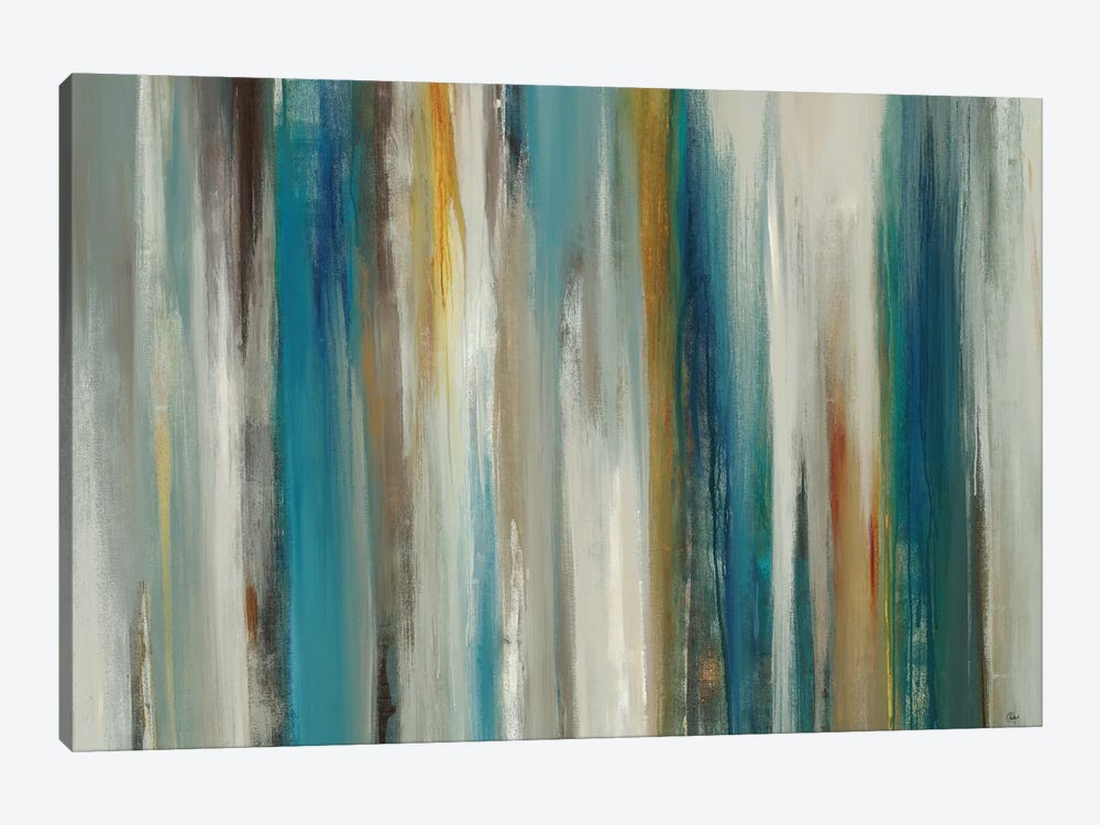 Passage Of Time by Lisa Ridgers 1-piece Canvas Art