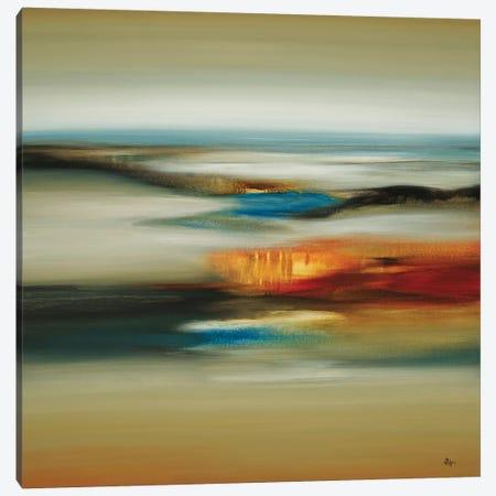 Calm Scape Canvas Print #LRI4} by Lisa Ridgers Canvas Print