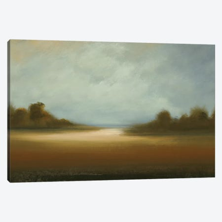 Peaceful Vista Canvas Print #LRI51} by Lisa Ridgers Canvas Art