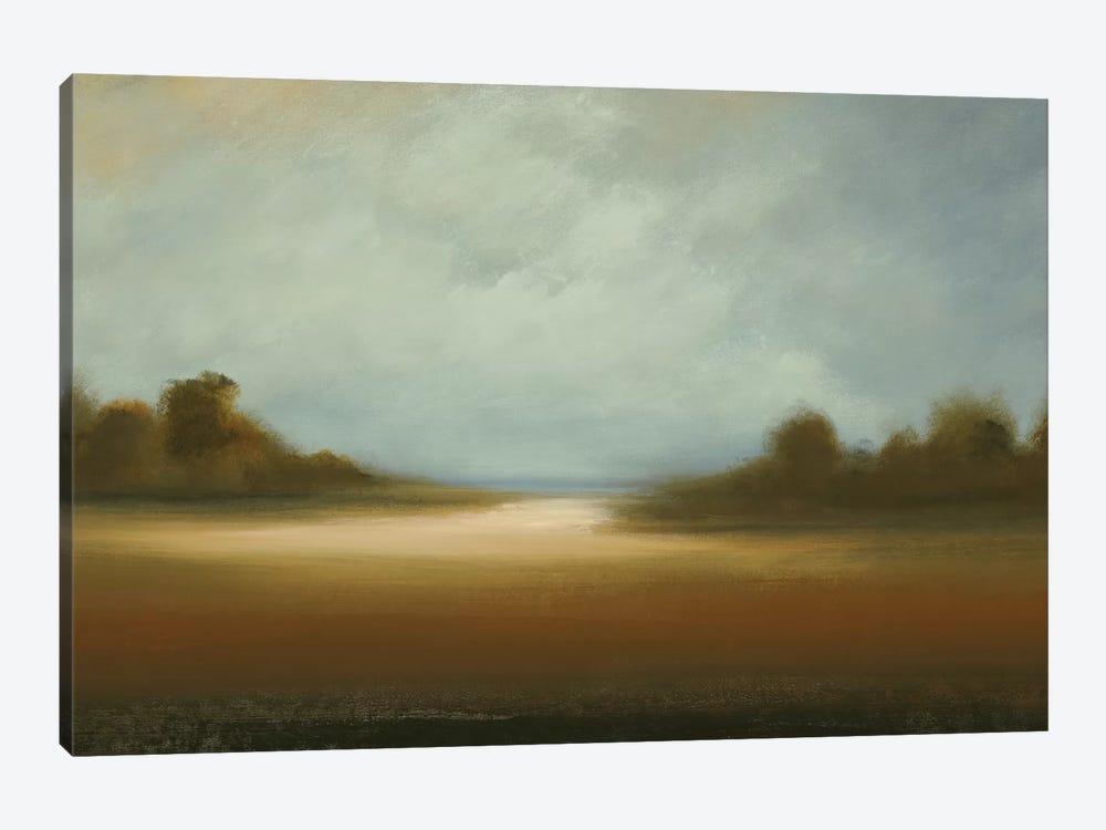 Peaceful Vista by Lisa Ridgers 1-piece Canvas Artwork