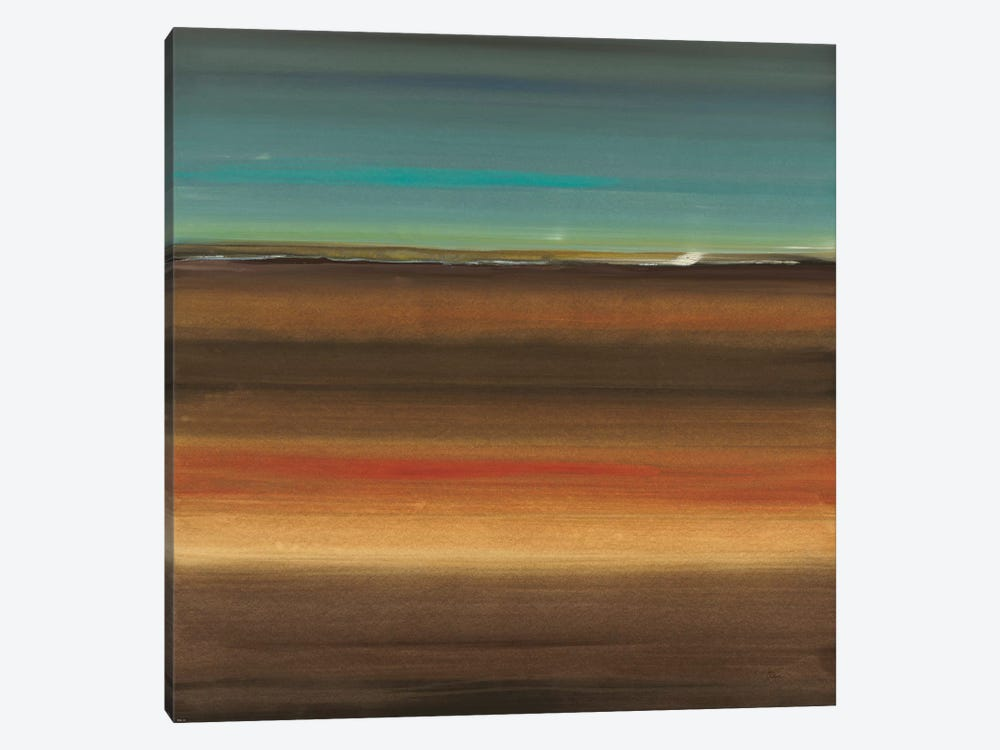 Quiet Surround by Lisa Ridgers 1-piece Canvas Art
