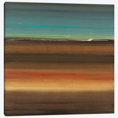 Quiet Surround Canvas Print #LRI53} by Lisa Ridgers Canvas Wall Art