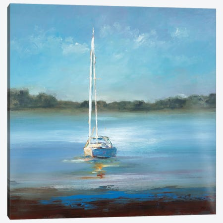 Safe Harbor Canvas Print #LRI57} by Lisa Ridgers Canvas Print