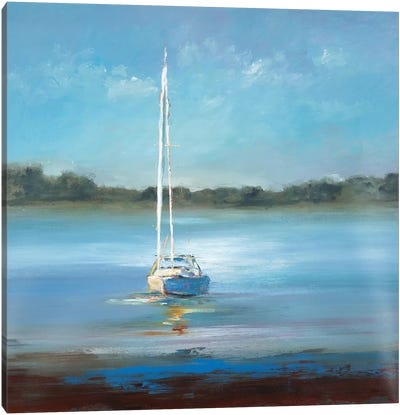 Safe Harbor Canvas Art Print