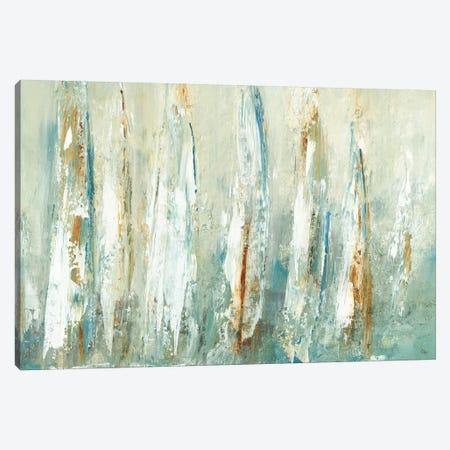 Summer Sails Canvas Print #LRI62} by Lisa Ridgers Art Print