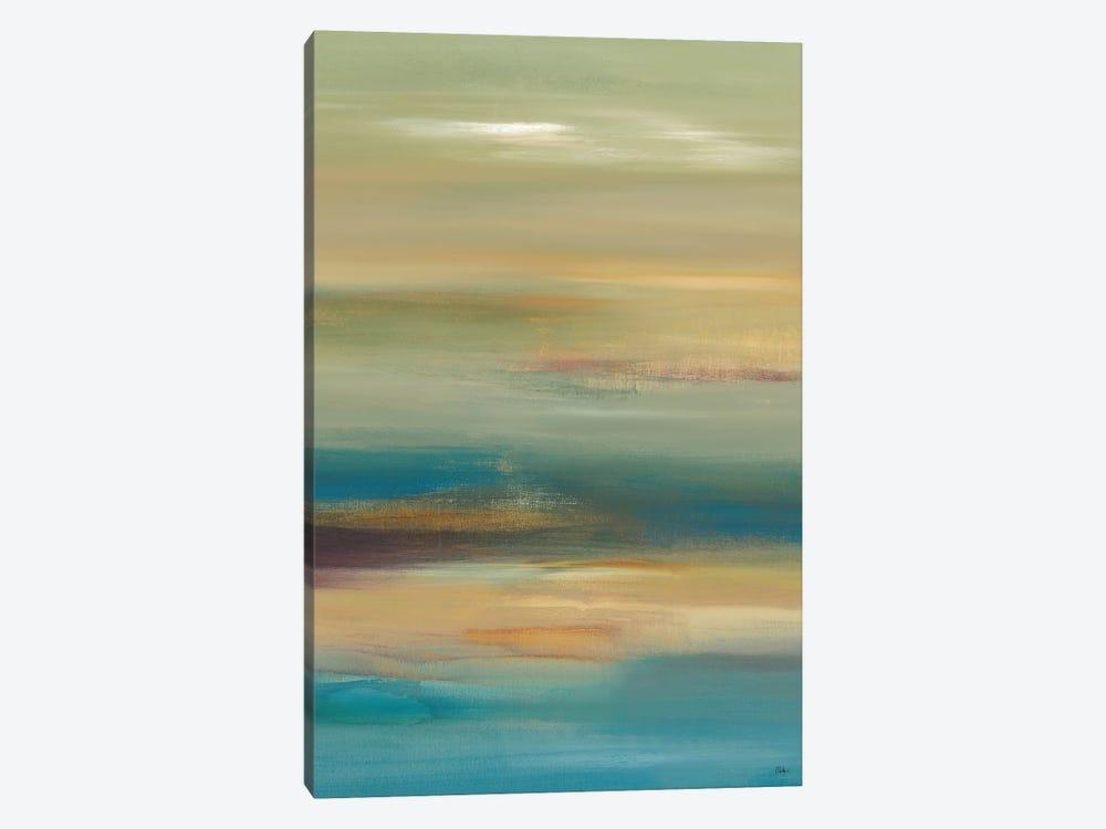 Summer Scene by Lisa Ridgers 1-piece Canvas Art Print