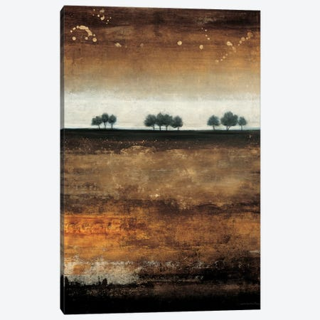 Summer Vista Canvas Print #LRI64} by Lisa Ridgers Canvas Art