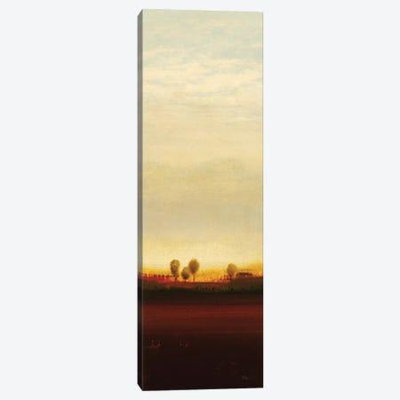 Summer's End II Canvas Print #LRI66} by Lisa Ridgers Canvas Artwork