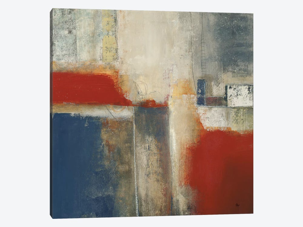 Timeless Expression by Lisa Ridgers 1-piece Canvas Print