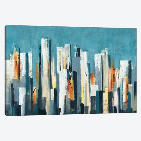 Urban Play Canvas Print #LRI72} by Lisa Ridgers Canvas Art