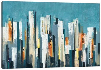 Urban Play Canvas Art Print
