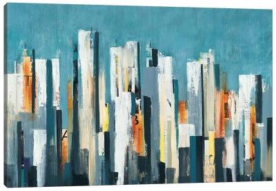 Urban Play Canvas Art Print
