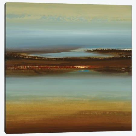 Zen Land Canvas Print #LRI75} by Lisa Ridgers Art Print