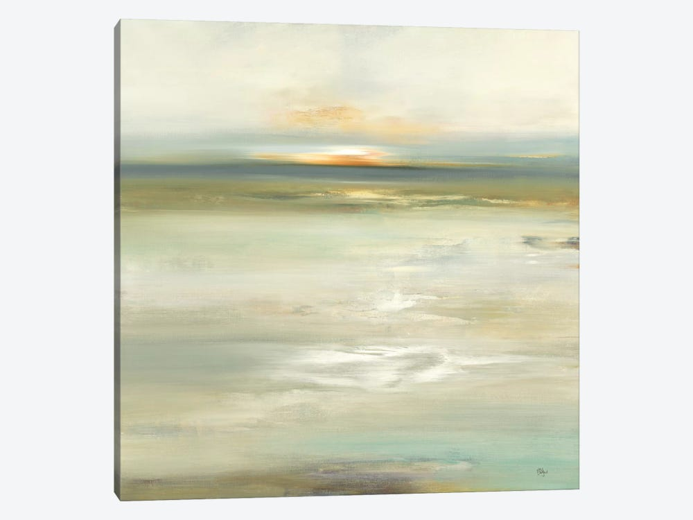 Muted Scape V by Lisa Ridgers 1-piece Canvas Art Print