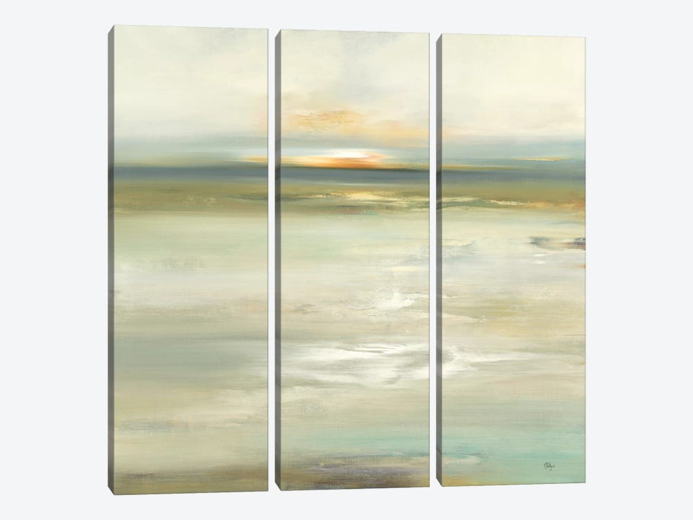Muted Scape V by Lisa Ridgers 3-piece Art Print
