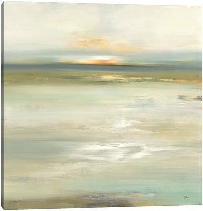 Muted Scape V Canvas Art Print