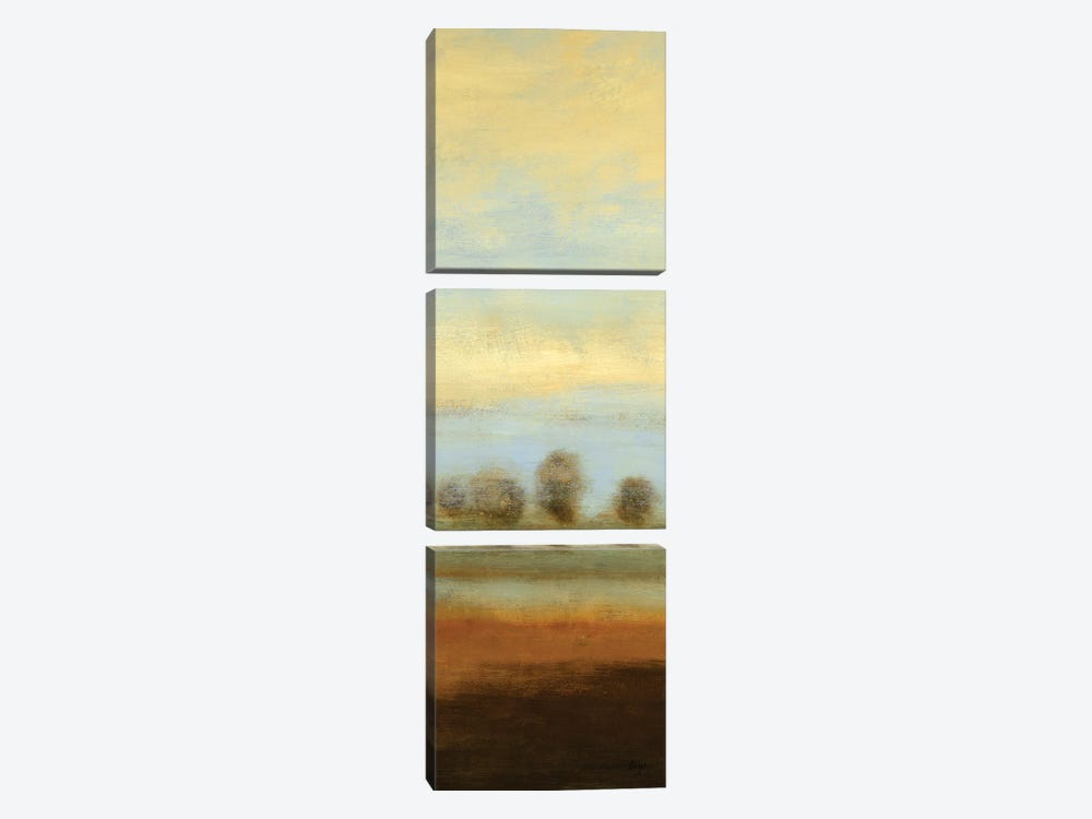 Contemporary Scene II 3-piece Canvas Wall Art