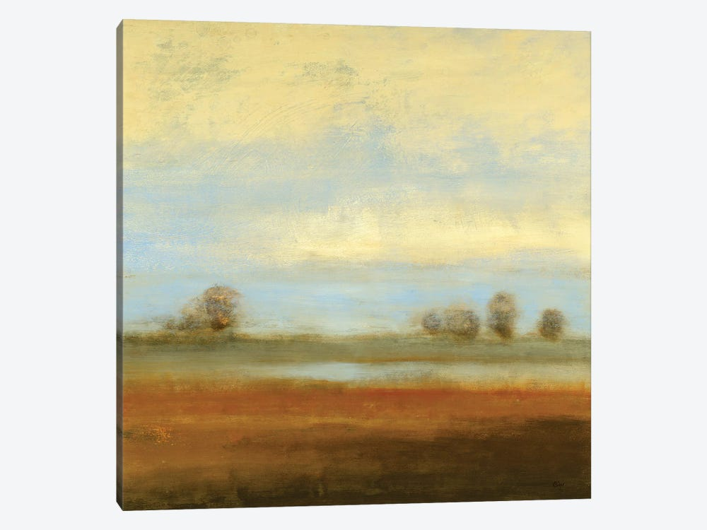 Contemporary Scene VIII by Lisa Ridgers 1-piece Canvas Art Print