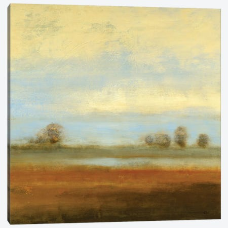 Contemporary Scene VIII 3-Piece Canvas #LRI94} by Lisa Ridgers Art Print
