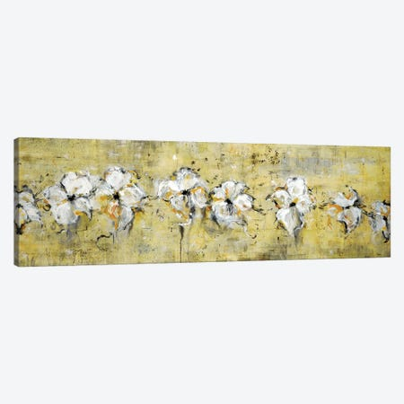Floral Connection Canvas Print #LRI95} by Lisa Ridgers Canvas Art Print