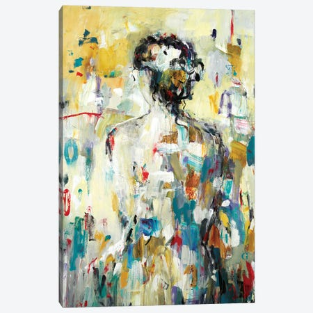 Classic Figure Canvas Print #LRI9} by Lisa Ridgers Canvas Artwork