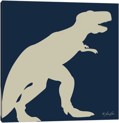 Dino I     Canvas Art Print