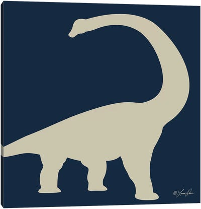 Dino II    Canvas Art Print