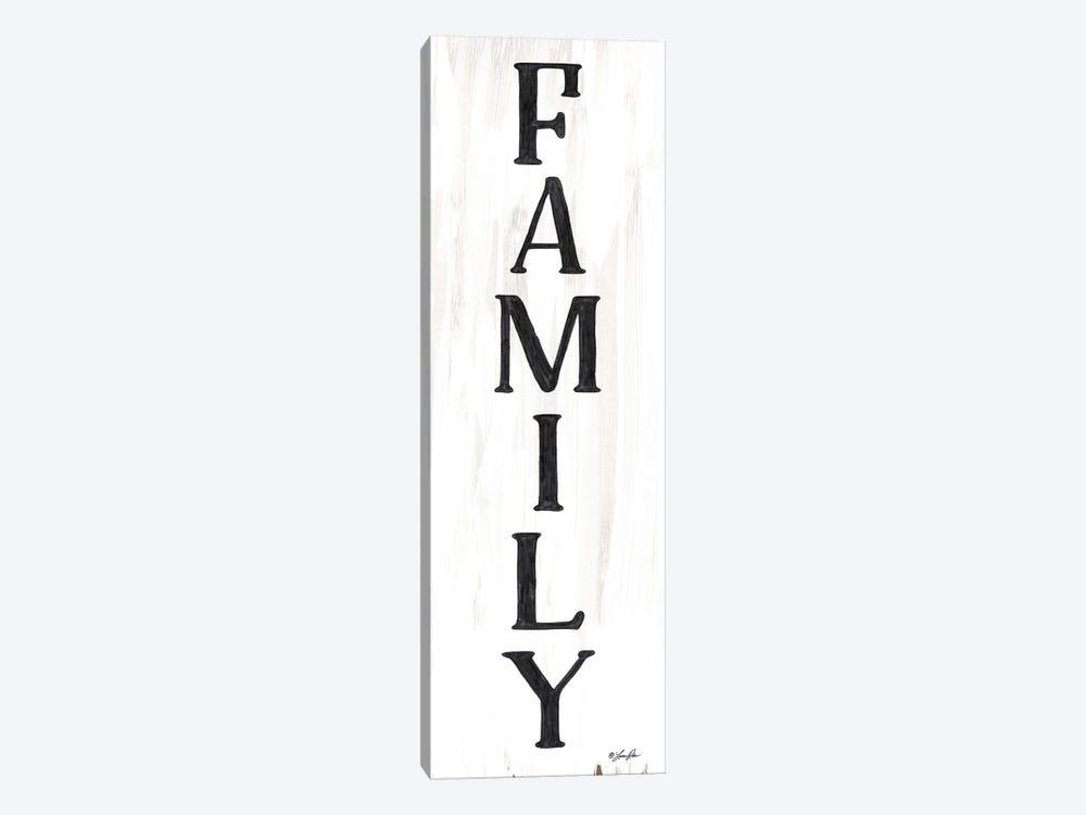 Family by Lauren Rader 1-piece Canvas Art Print