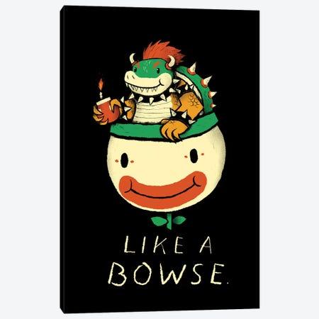 Like A Bowse Canvas Print #LRO30} by Louis Roskosch Canvas Artwork