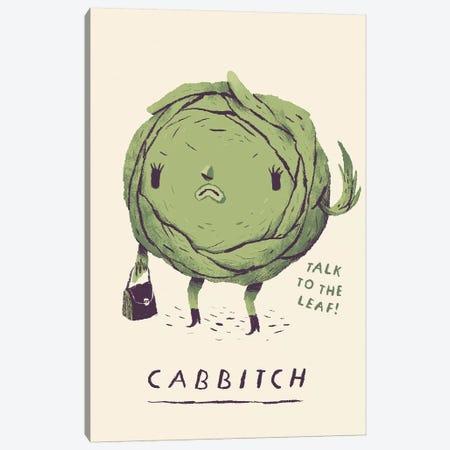 Cabbitch Canvas Print #LRO7} by Louis Roskosch Canvas Art Print