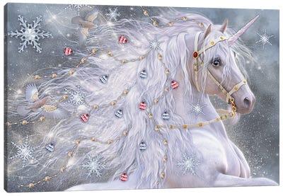 Christmas Magic Canvas Art Print
