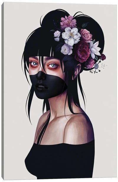 Nyx Canvas Art Print