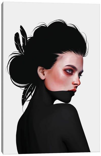 Olyv Canvas Art Print