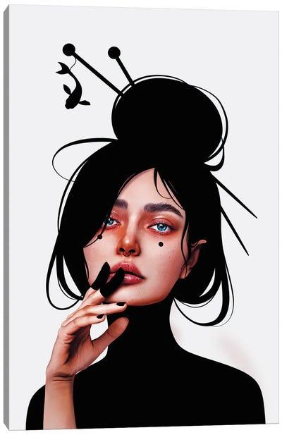 Zio Canvas Art Print