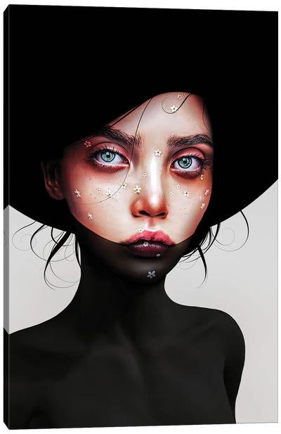 Black Locust Canvas Art Print