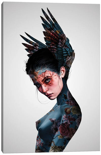 Hybrid Creature Canvas Art Print