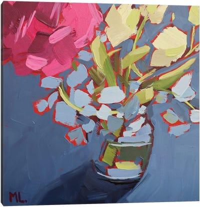 Big Pink Canvas Art Print