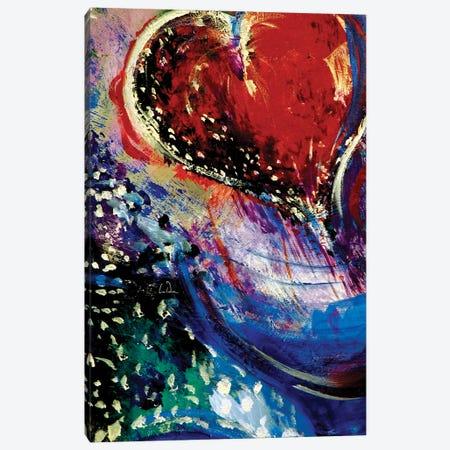Heart Adrift Canvas Print #LRU15} by Doug LaRue Canvas Print