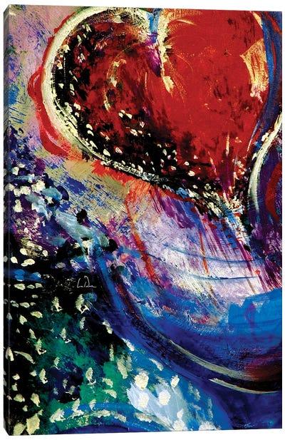 Heart Adrift Canvas Art Print