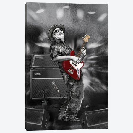 Reds Texas Bass Canvas Print #LRU22} by Doug LaRue Canvas Print