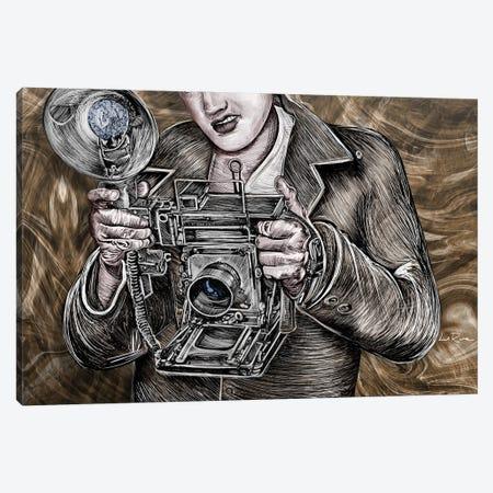 Camera King Canvas Print #LRU29} by Doug LaRue Canvas Print