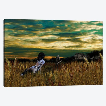 The Song Walk Home Canvas Print #LRU30} by Doug LaRue Canvas Artwork