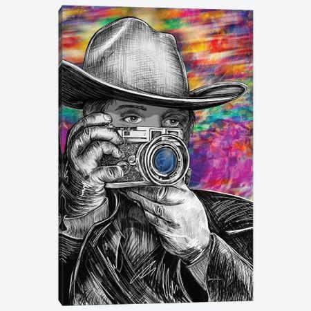 Western Rangefinder Canvas Print #LRU36} by Doug LaRue Canvas Art Print